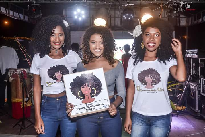 Resultado de imagem para Cultural da Mulher Negra cabelos afro em prado bahia